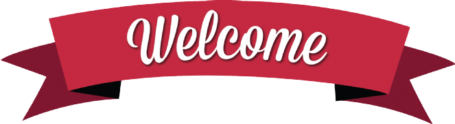 Welcome PNG File